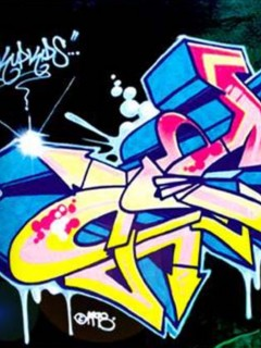 graffiti wallpapers for mobile - photo #3