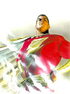 Человек молния hero