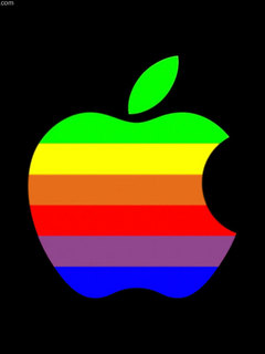 Эпл логотип (яблоко) (Apple Logo)