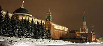 Lenin's Mausoleum, Moscow Kremlin, Red Square